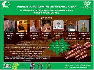 Primer Congreso Gfan