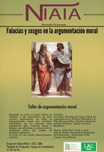 Taller de argumentación moral