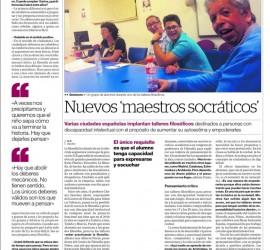periodico cataluña imagen