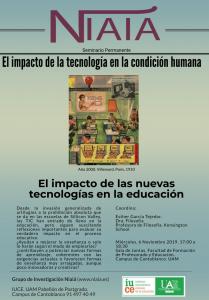 Nuevas tecnologías y educación