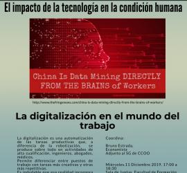 La digitalización del mundo del trabajo